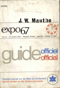 Expo 67 Guidebook