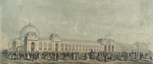 London World's Fair 1862
