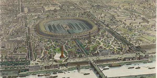 Paris World's Fair 1867
