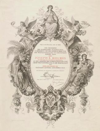 Vienna Exposition 1873