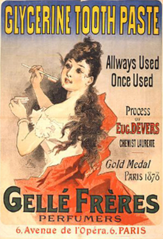 Paris 1878 Gold Medal Winner
