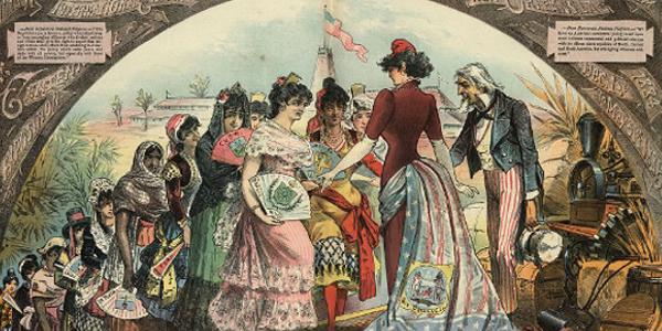 Cotton Centennial Expo 1884-5