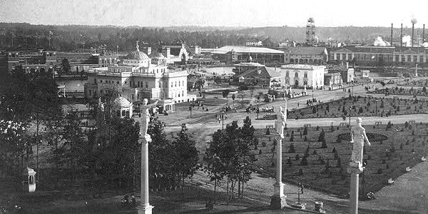 Atlanta Cotton States Expo 1895