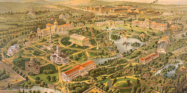 Nashville Tennessee Centennial and International Exhibition 1897