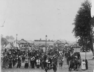 Indian Congress, Omaha 1898