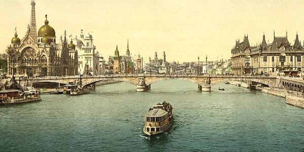 Paris World's Fair 1900