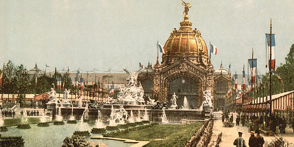 Paris 1900 Universelle Exposition