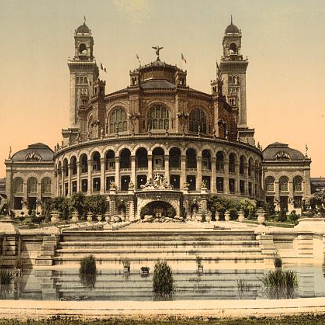Paris World's Fair 1900