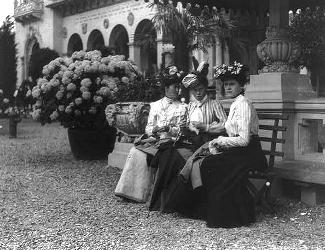 Vistors to Buffalo 1901