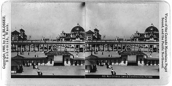 Portland Expo 1905