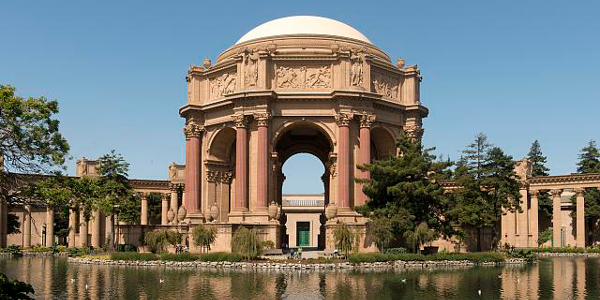 San Francisco 1915 Legacy Building, Palace of Fine Arts