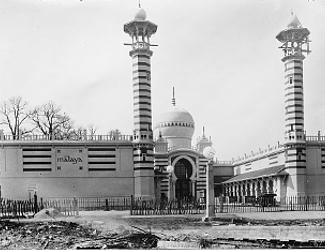 Malay Building, Wembley