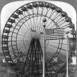 Ferris Wheel at the St. Louis World's Fair