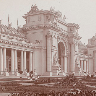 St. Louis Lousiana Purchase Exposition 1904