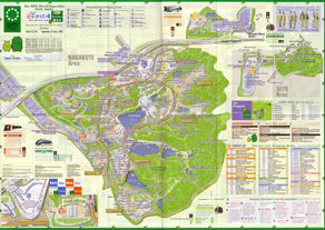Expo 2005 Map