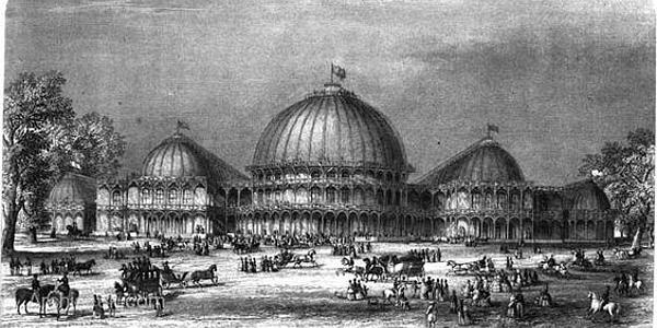 Dublin 1853 Great Industrial Exhibition