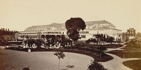 Dublin Great Industrial Exhibition 1865
