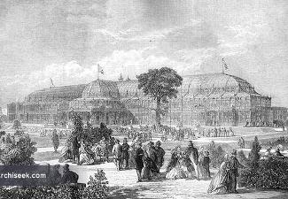 Dublin 1865 Great Industrial Exhibition
