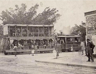 Sydney Exhibition Transportation