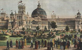 Patrons to Garden Palace Exhibition Building