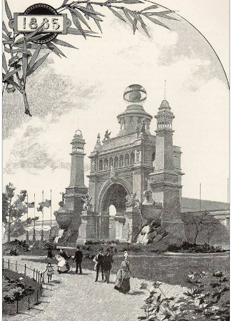 Antwerp World's Fair 1885