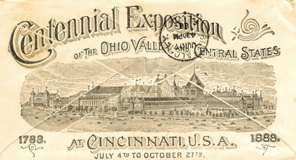 Centennial Exposition of the Ohio Valley and Central States  1888