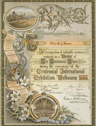 Melbourne Centennial Exhibition