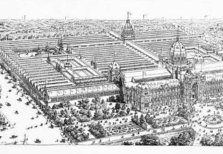 Melbourne Centennial 1888-9