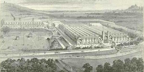 International Exhibition Edinburgh 1890