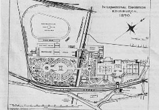 Token from Edinburgh 1890