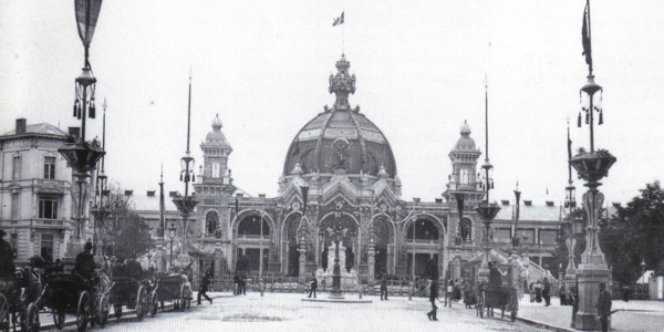 Antwerp 1894 World's Fair