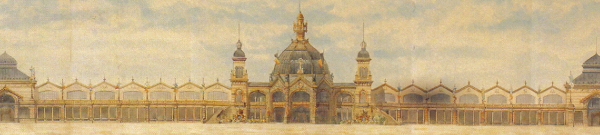 Antwerp World's Fair 1894