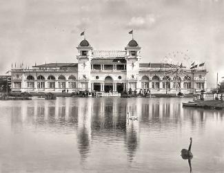 Nashville Tennessee Exhibition 1897