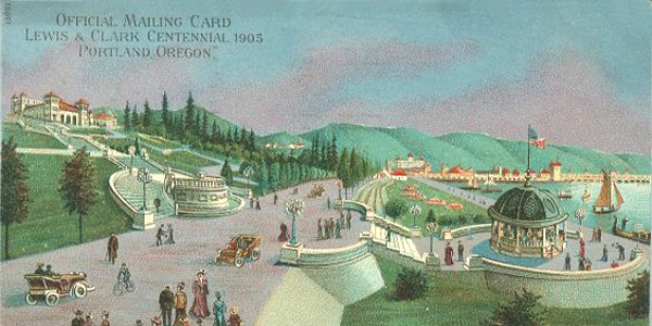 Portland Lewis and Clark Centennial Exposition