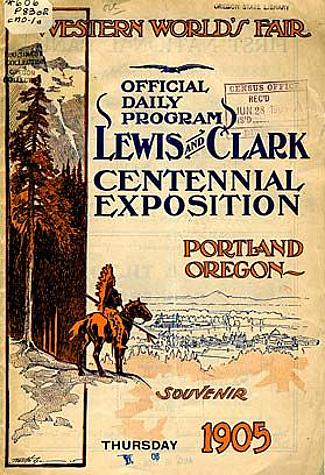 Portland 1905 Expo