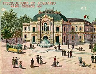 Milan Expo 1906