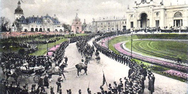 Brussels World's Fair 1910