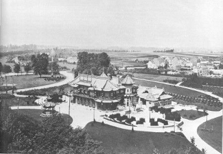China Pavilion, Brussels World's Fair of 1910