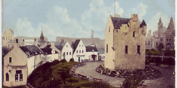 Glasgow Scottish Exhibition 1911