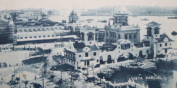 Rio de Janeiro World's Fair 1922-3