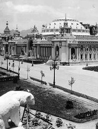 Rio de Janeiro Brazil World's Fair 1922-3