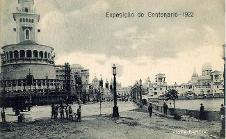 Independence Centenary International Exposition 1922-3