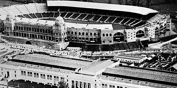 Wembley Stadium 1923