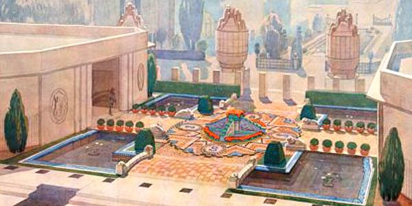 Paris World's Fair 1925