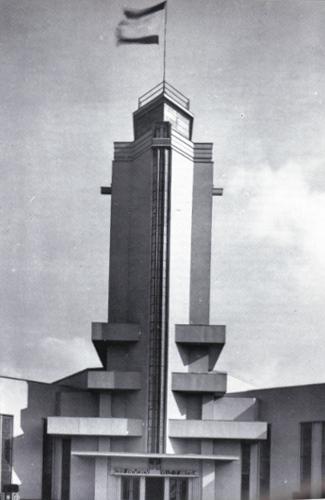 Antwerp City Pavilion 1930