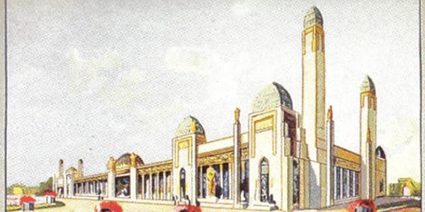 Liege World's Fair 1930