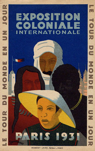 Paris World's Fair 1931