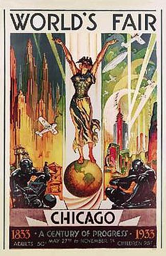 Chicago 1933 World's Fair