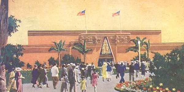 San Diego California Pacific Expo 1935-6