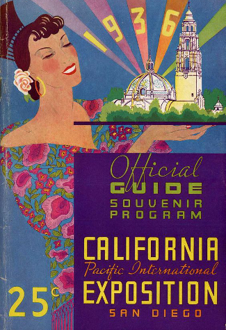 Official Guidebook, 1936, California-Pacific International Exposition